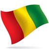 vlajka Guinea