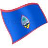 vlajka Guam