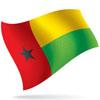 vlajka Guinea-Bissau