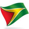 vlajka Guyana