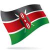 vlajka Keňa