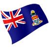 vlajka Kajmanské ostrovy