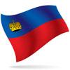 vlajka Lichtenštejnsko