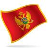 vlajka Černá Hora