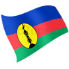 vlajka Nová Kaledonie