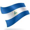 vlajka Nikaragua