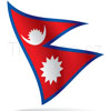 vlajka Nepál