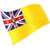 vlajka Niue