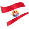vlajka Francouzská Polynésie