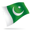 vlajka Pákistán
