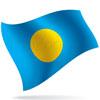 vlajka Palau