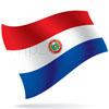vlajka Paraguay