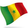 vlajka Senegal