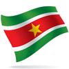 vlajka Surinam