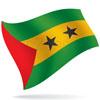 vlajka Svatý Tomáš a Princův ostrov