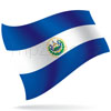 vlajka Salvador