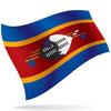 vlajka Svazijsko