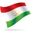 vlajka Tadžikistán
