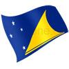 vlajka Tokelau