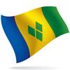 vlajka Svatý Vincent a Grenadiny