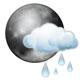 Silné dešťové přeháňky