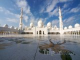 Abu Dhabi, mešita Sheikh Zayed