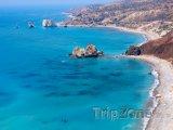 Afroditina skála na Kypru