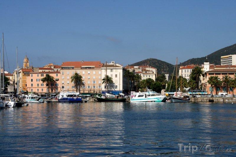 Fotka, Foto Ajaccio, přístav (Korsika, Francie)