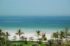 Ajman, luxusní resort