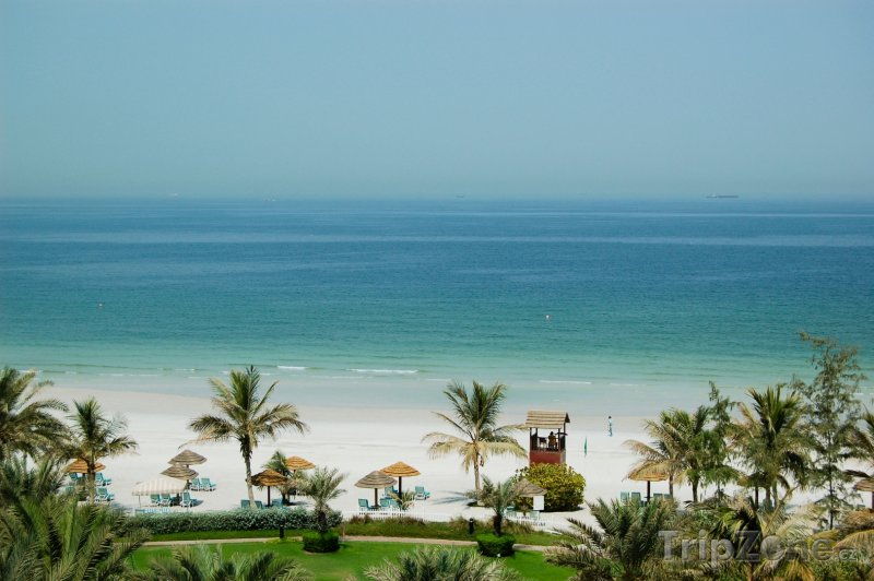 Fotka, Foto Ajman, luxusní resort (Spojené arabské emiráty)