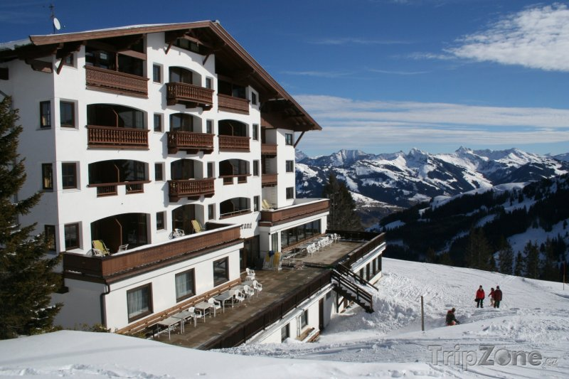 Fotka, Foto Alpy, hotel (Rakouské Alpy, Rakousko)