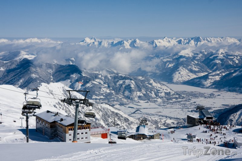 Fotka, Foto Alpy, Kaprun (Rakouské Alpy, Rakousko)