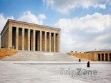 Ankara, Anitkabir (Atatürkovo mauzoleum)