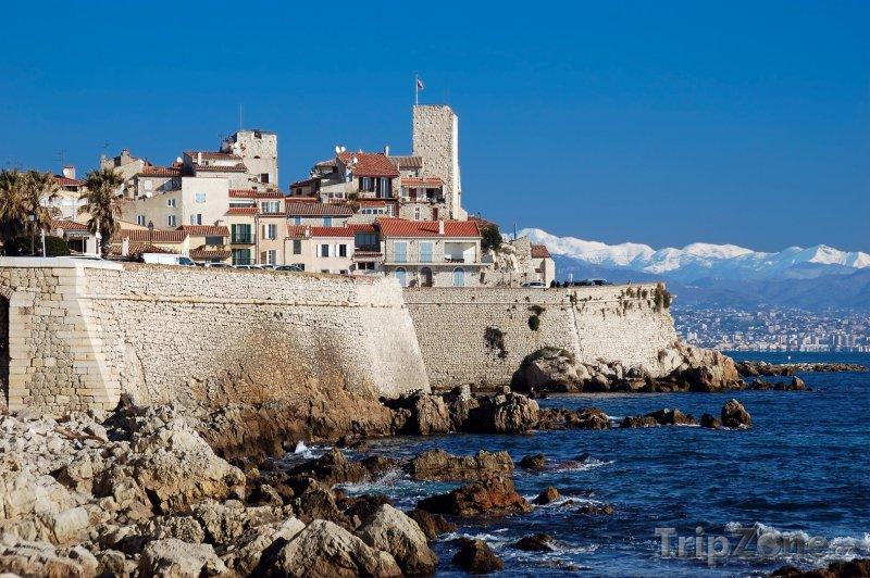 Fotka, Foto Antibes (Azurové pobřeží, Francie)