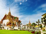 Bangkok - Phra Borom Maha Ratcha Wang