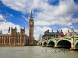 Big Ben a Westminster Bridge