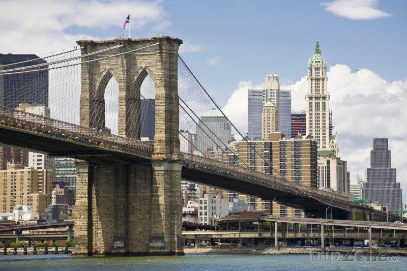 Fotka, Foto Brooklyn Bridge (New York, USA)