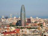 Budova Torre Agbar