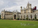 Cambridge, St John's College