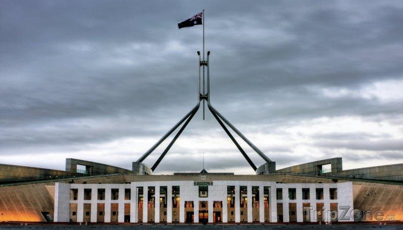 Fotka, Foto Canberra, Australský parlament (Austrálie)