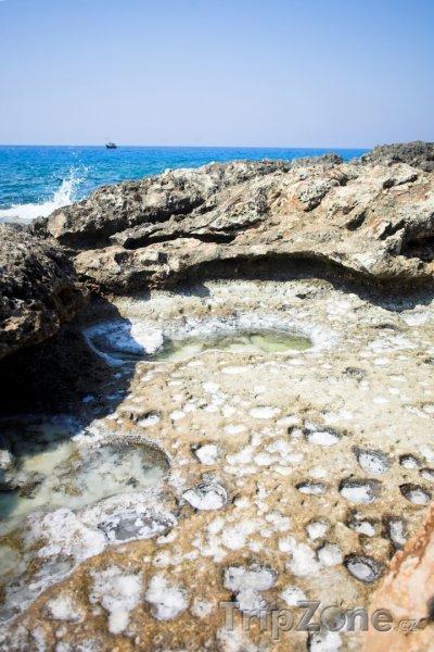 Fotka, Foto Cape Greco, jižní část Famagusta Bay (Kypr)