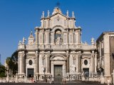 Catania, katedrála sv. Agáty