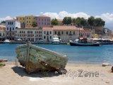 Chania, přístav