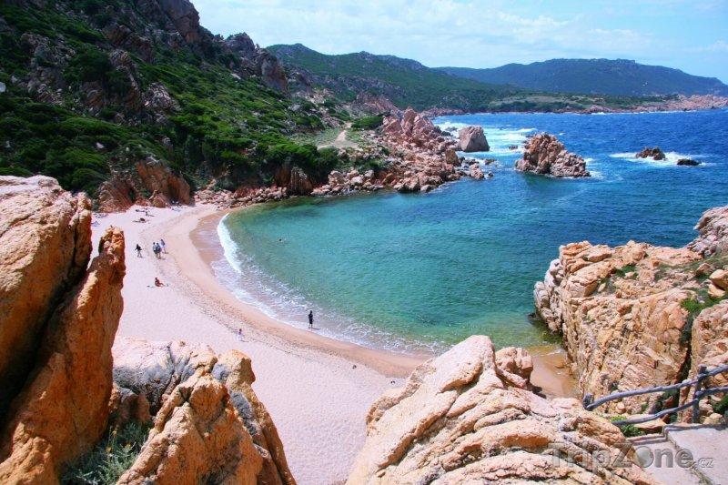 Fotka, Foto Costa Paradiso (Sardinie, Itálie)