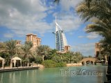 Dubaj, hotel Burj al-Arab