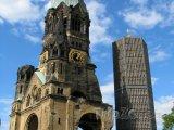 Evangelický kostel Kaiser-Wilhelm-Gedächtnis-Kirche