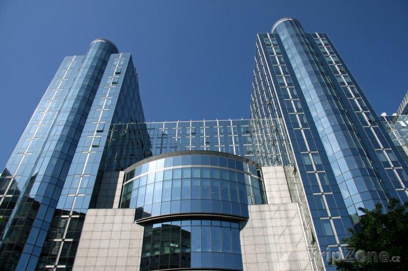 Fotka, Foto Evropský parlament (Brusel, Belgie)
