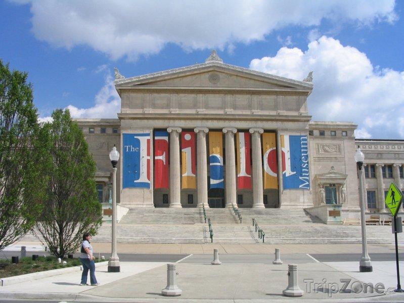 Fotka, Foto Field Museum (Chicago, USA)