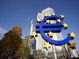 Frankfurt - sídlo Evropské centrální banky
