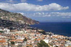 Funchal, pohled na město